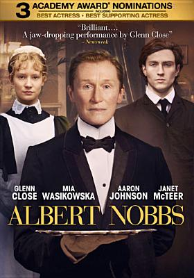ALBERT NOBBS BY CLOSE,GLENN (DVD)