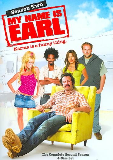 MY NAME IS EARL SEASON 2 BY MY NAME IS EARL (DVD)