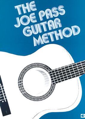 Joe Pass Guitar Method By Pass, Joe (CRT)